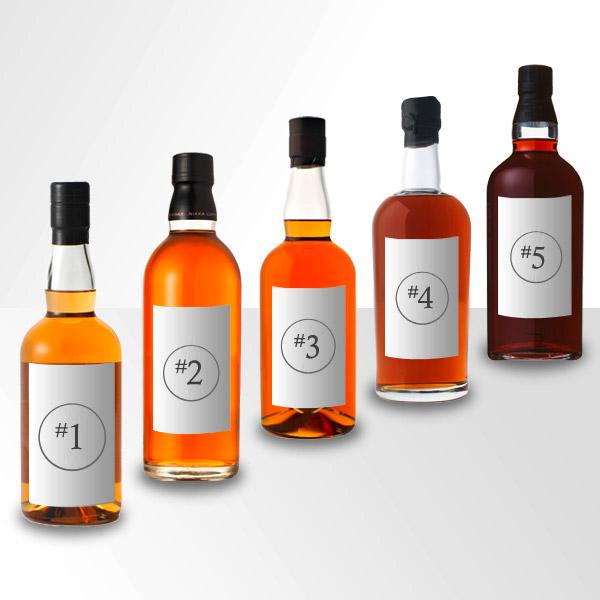 Coloration du whisky